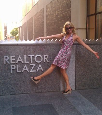 gina at realtor plaza