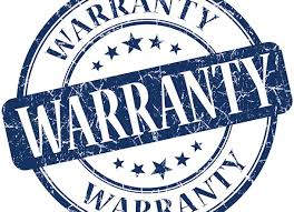 warrenty
