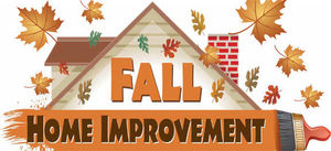 fall home improv